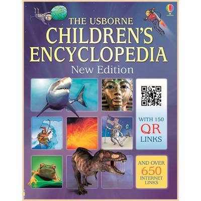 Детская энциклопедия The Usborne Children's Encyclopedia New Edition