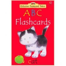 Детские обучающие карточки Usborne Farmyard Tales ABC Flashcards