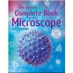 Детская книга Usborne Complete Book of the Microscope