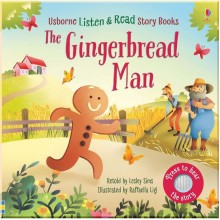 Usborne The Gingerbread Man (Listen and Read)