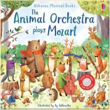 Usborne The Animal Orchestra Plays Mozart