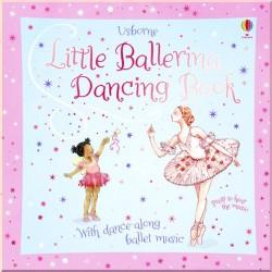 Детская книга со звуковыми эффектами Usborne Little Ballerina Dancing Book