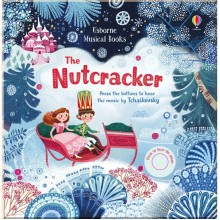 Usborne The Nutcracker (Usborne Musical Books)