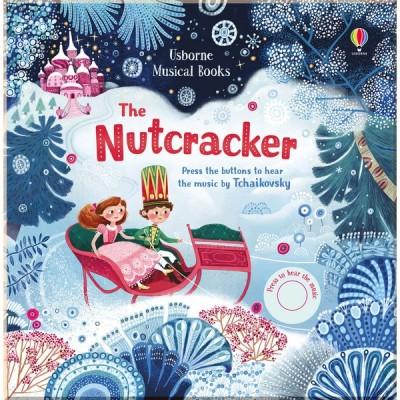 Детская книга со звуковыми эффектами Usborne The Nutcracker