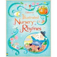 Детские песенки (Рифмы) на английском Usborne Illustrated Nursery Rhymes