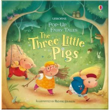 Usborne Pop-up Fairy Tales Three Little Pigs