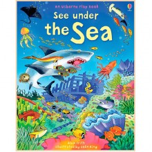 Usborne See Inside See Under the Sea