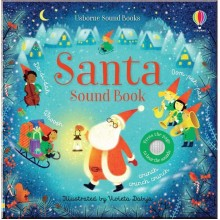 Usborne Santa Sound Book (Noisy Books)