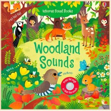 Usborne Woodland Sounds Books (Noisy Books)