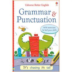 Грамматика английского языка для детей Usborne Grammar and Punctuation