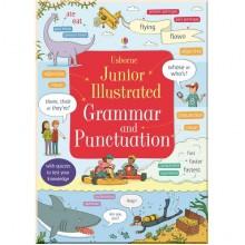 Usborne Junior Illustrated Grammar and Punctuation (Illustrated Dictionary)