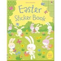 Детская книга со стикерами Usborne Easter Sticker Book