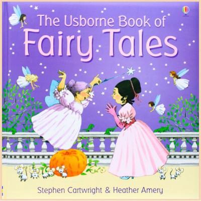 Детская книга Usborne Book Of Fairy Tales