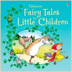 Детские сказки на английском Usborne Fairy Tales for little Children