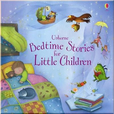 Детские сказки на английском Usborne Bedtime Stories for Little Children