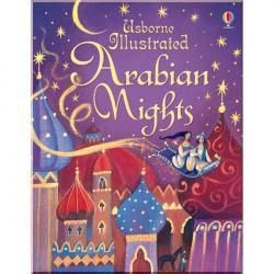 Детская книга Usborne Illustrated Arabian Nights