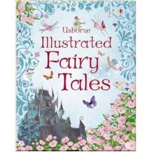 Детская книга Usborne Illustrated Fairy Tales