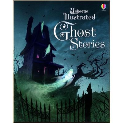 Детская книга Usborne Illustrated Ghost Stories