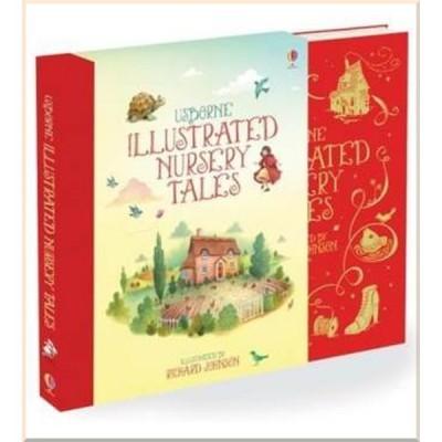 Детская книга Usborne Illustrated Nursery Tales Slipcase