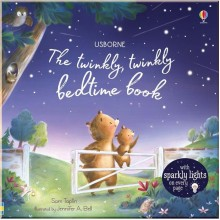 Usborne The Twinkly Twinkly Bedtime Book