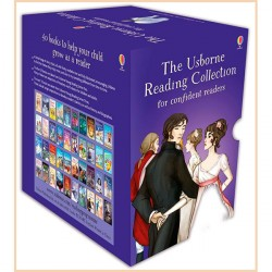 Детская коллекция книг Usborne Reading Collection for Confident Readers