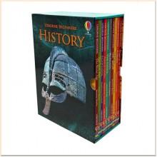 Usborne Beginners History 10 Books Collection Box Set