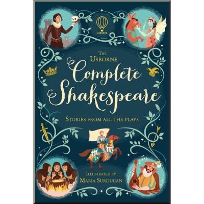 Детская книга Usborne Complete Shakespeare