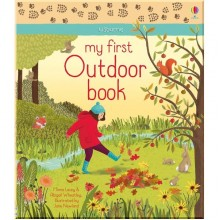 Usborne My First Outdoor Book