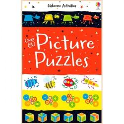 Детская книга Usborne Over 80 Picture Puzzles (Activity Books)