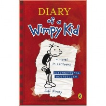 Детская книга Diary of a Wimpy Kid (Book 1)