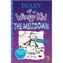 Детская книга Diary of a Wimpy Kid: The Meltdown (Book 13)