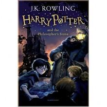 Детская книга Harry Potter and the Philosopher's Stone