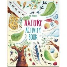 Детская книга Nature Activity Book