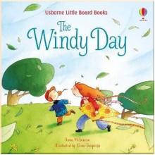 Детская книга The Windy Day
