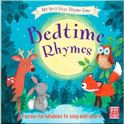 Детская книга Bedtime Rhymes: Favourite bedtime rhymes (My Very First Rhyme Time)