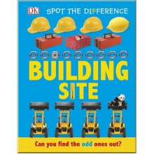 DK Spot the Difference Building Site