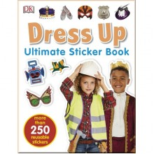 DK Dress Up Ultimate Sticker Book