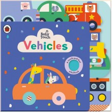 Ladybird Baby Touch: Vehicles Tab Book