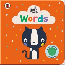 Ladybird Baby Touch: Words