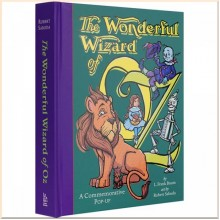 The Wonderful Wizard Of Oz: Pop-up book by Robert Sabuda