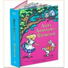 Alice's Adventures in Wonderland: Pop-up book by Robert Sabuda