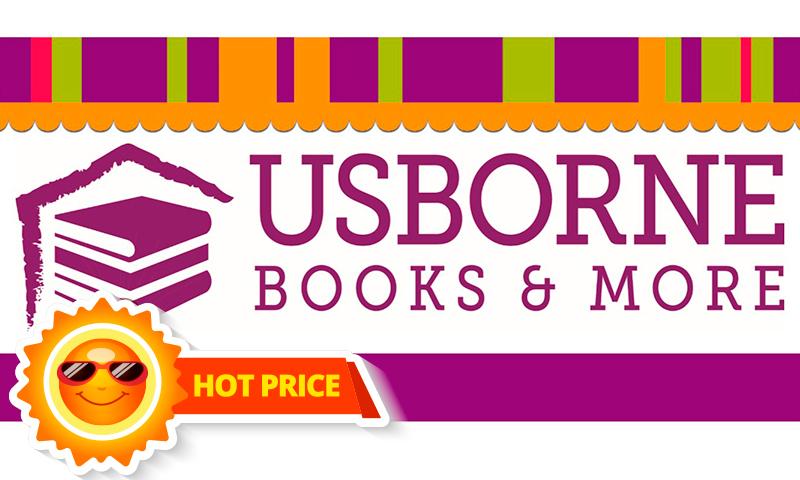 Usborne HotPrice: Самые Низкие Цены в Украине!